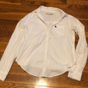 Abercrombie xs shirt